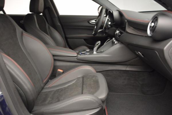 New 2017 Alfa Romeo Giulia Quadrifoglio for sale Sold at Maserati of Westport in Westport CT 06880 19