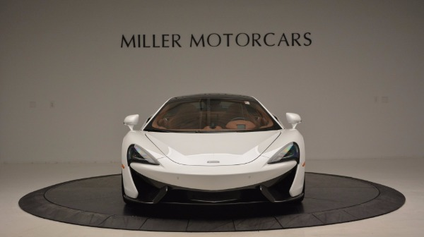 Used 2017 McLaren 570GT for sale Sold at Maserati of Westport in Westport CT 06880 12