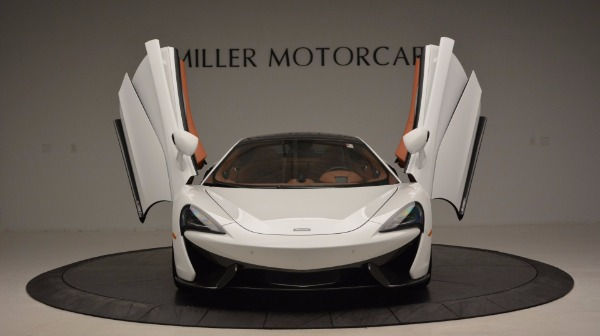 Used 2017 McLaren 570GT for sale Sold at Maserati of Westport in Westport CT 06880 13