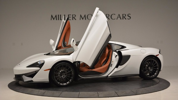 Used 2017 McLaren 570GT for sale Sold at Maserati of Westport in Westport CT 06880 14