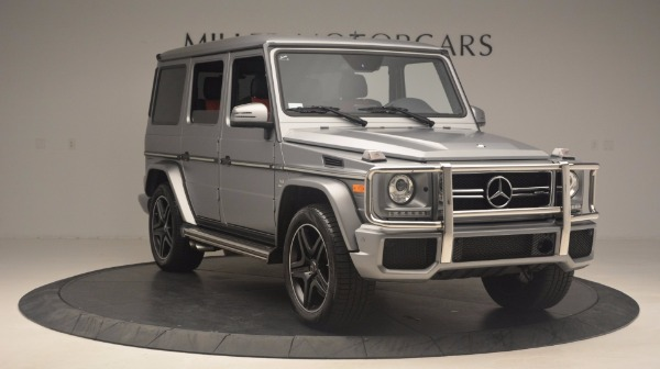 Used 2016 Mercedes Benz G-Class G 63 AMG for sale Sold at Maserati of Westport in Westport CT 06880 11