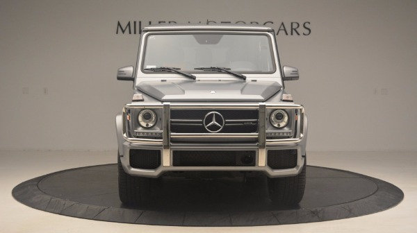 Used 2016 Mercedes Benz G-Class G 63 AMG for sale Sold at Maserati of Westport in Westport CT 06880 12