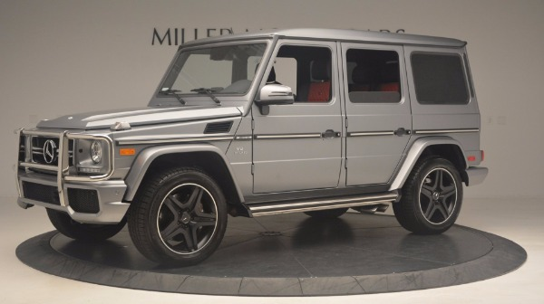 Used 2016 Mercedes Benz G-Class G 63 AMG for sale Sold at Maserati of Westport in Westport CT 06880 2