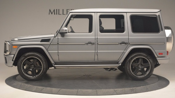 Used 2016 Mercedes Benz G-Class G 63 AMG for sale Sold at Maserati of Westport in Westport CT 06880 3