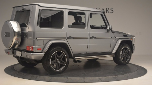 Used 2016 Mercedes Benz G-Class G 63 AMG for sale Sold at Maserati of Westport in Westport CT 06880 8