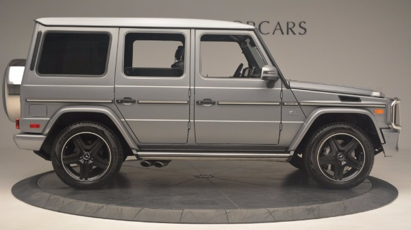 Used 2016 Mercedes Benz G-Class G 63 AMG for sale Sold at Maserati of Westport in Westport CT 06880 9