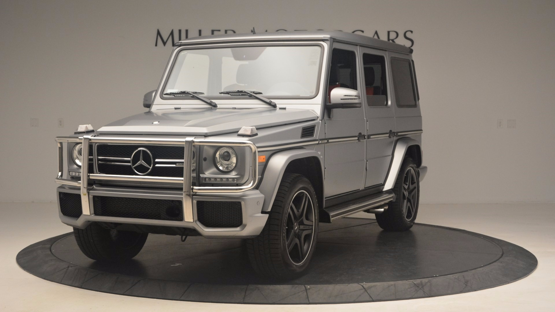 Used 2016 Mercedes Benz G-Class G 63 AMG for sale Sold at Maserati of Westport in Westport CT 06880 1