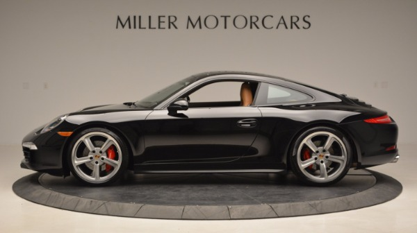 Used 2014 Porsche 911 Carrera 4S for sale Sold at Maserati of Westport in Westport CT 06880 3