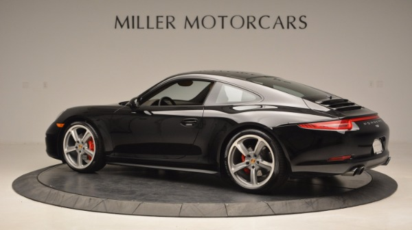 Used 2014 Porsche 911 Carrera 4S for sale Sold at Maserati of Westport in Westport CT 06880 4