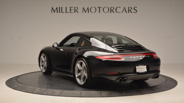 Used 2014 Porsche 911 Carrera 4S for sale Sold at Maserati of Westport in Westport CT 06880 5