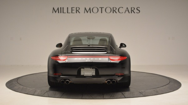 Used 2014 Porsche 911 Carrera 4S for sale Sold at Maserati of Westport in Westport CT 06880 6
