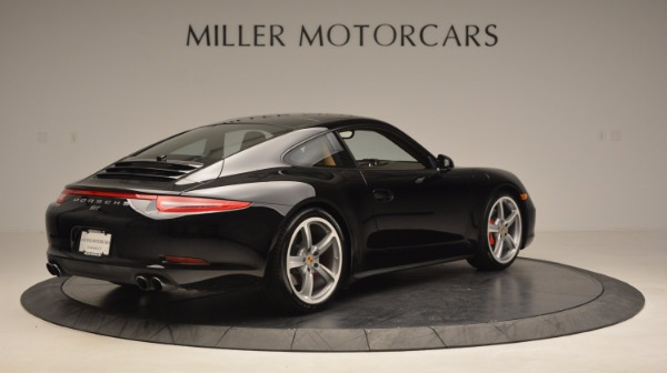 Used 2014 Porsche 911 Carrera 4S for sale Sold at Maserati of Westport in Westport CT 06880 7