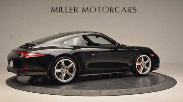 Used 2014 Porsche 911 Carrera 4S for sale Sold at Maserati of Westport in Westport CT 06880 8