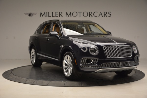 Used 2017 Bentley Bentayga W12 for sale Sold at Maserati of Westport in Westport CT 06880 11