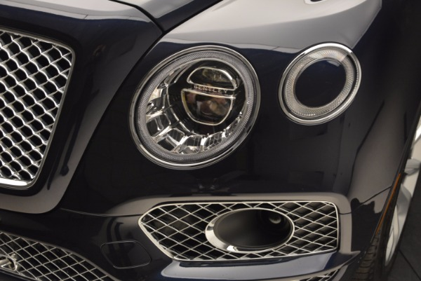 Used 2017 Bentley Bentayga W12 for sale Sold at Maserati of Westport in Westport CT 06880 14