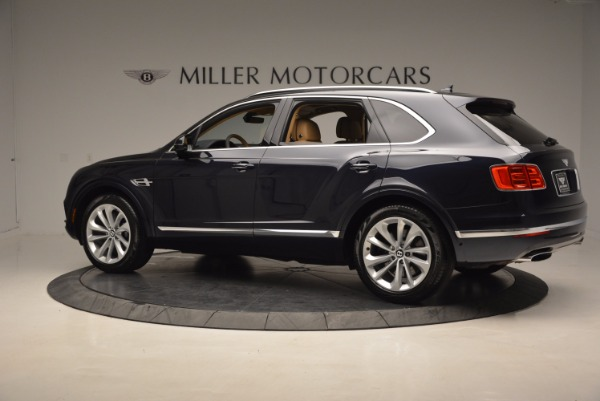 Used 2017 Bentley Bentayga W12 for sale Sold at Maserati of Westport in Westport CT 06880 4