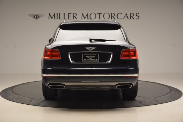 Used 2017 Bentley Bentayga W12 for sale Sold at Maserati of Westport in Westport CT 06880 6