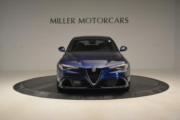 Used 2017 Alfa Romeo Giulia Quadrifoglio for sale Sold at Maserati of Westport in Westport CT 06880 12