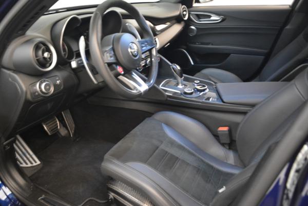 Used 2017 Alfa Romeo Giulia Quadrifoglio for sale Sold at Maserati of Westport in Westport CT 06880 14