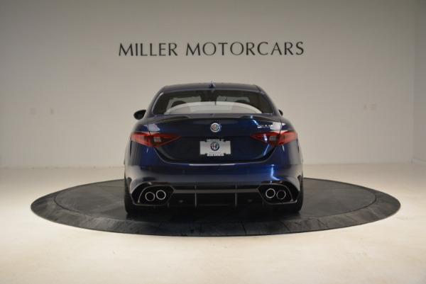 Used 2017 Alfa Romeo Giulia Quadrifoglio for sale Sold at Maserati of Westport in Westport CT 06880 6