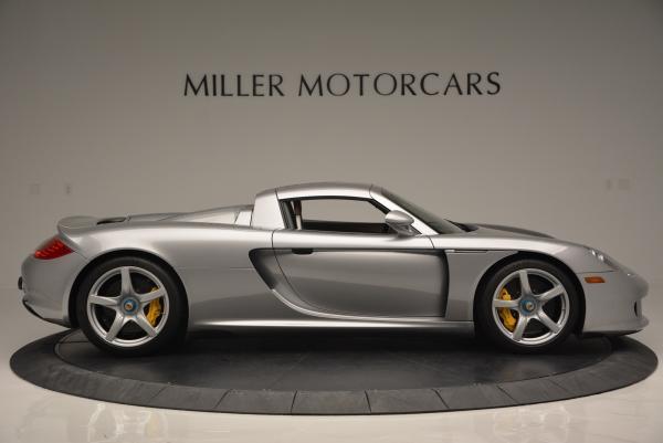 Used 2005 Porsche Carrera GT for sale Sold at Maserati of Westport in Westport CT 06880 12