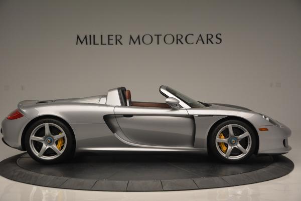 Used 2005 Porsche Carrera GT for sale Sold at Maserati of Westport in Westport CT 06880 13