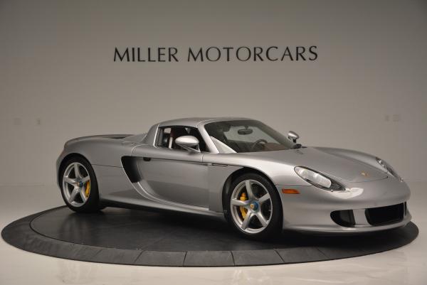 Used 2005 Porsche Carrera GT for sale Sold at Maserati of Westport in Westport CT 06880 15
