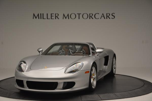 Used 2005 Porsche Carrera GT for sale Sold at Maserati of Westport in Westport CT 06880 2