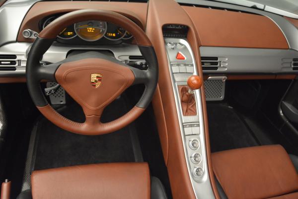 Used 2005 Porsche Carrera GT for sale Sold at Maserati of Westport in Westport CT 06880 20