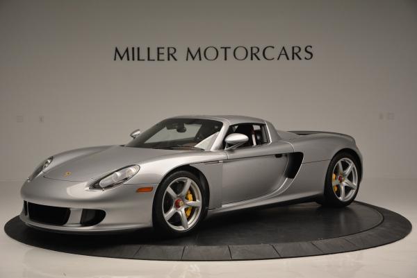 Used 2005 Porsche Carrera GT for sale Sold at Maserati of Westport in Westport CT 06880 1