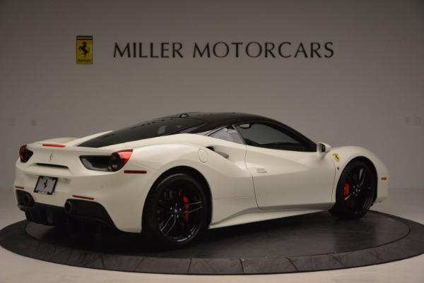 Used 2016 Ferrari 488 GTB for sale Sold at Maserati of Westport in Westport CT 06880 8