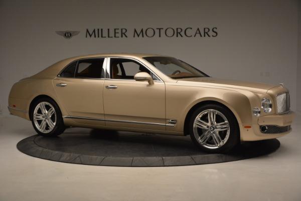 Used 2011 Bentley Mulsanne for sale Sold at Maserati of Westport in Westport CT 06880 10