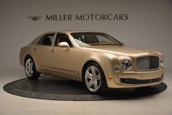 Used 2011 Bentley Mulsanne for sale Sold at Maserati of Westport in Westport CT 06880 11