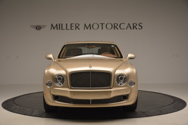 Used 2011 Bentley Mulsanne for sale Sold at Maserati of Westport in Westport CT 06880 12