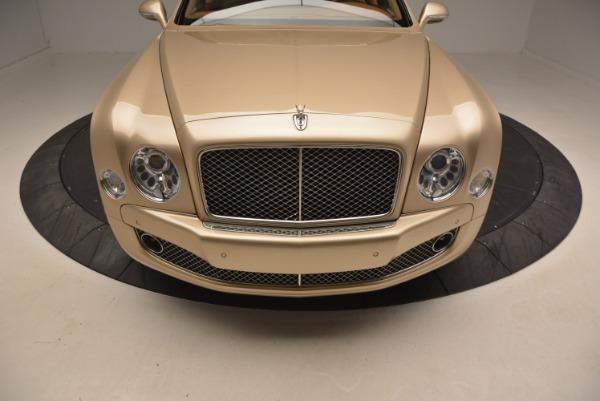 Used 2011 Bentley Mulsanne for sale Sold at Maserati of Westport in Westport CT 06880 13