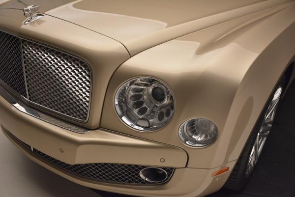 Used 2011 Bentley Mulsanne for sale Sold at Maserati of Westport in Westport CT 06880 14