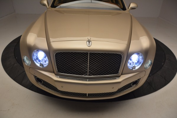 Used 2011 Bentley Mulsanne for sale Sold at Maserati of Westport in Westport CT 06880 15