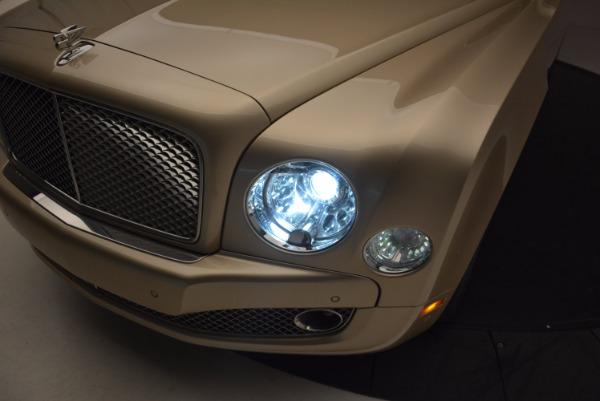 Used 2011 Bentley Mulsanne for sale Sold at Maserati of Westport in Westport CT 06880 16