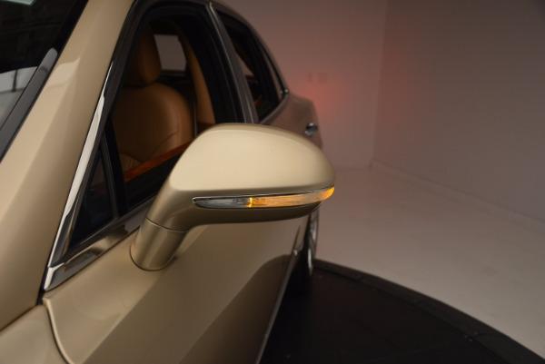 Used 2011 Bentley Mulsanne for sale Sold at Maserati of Westport in Westport CT 06880 19