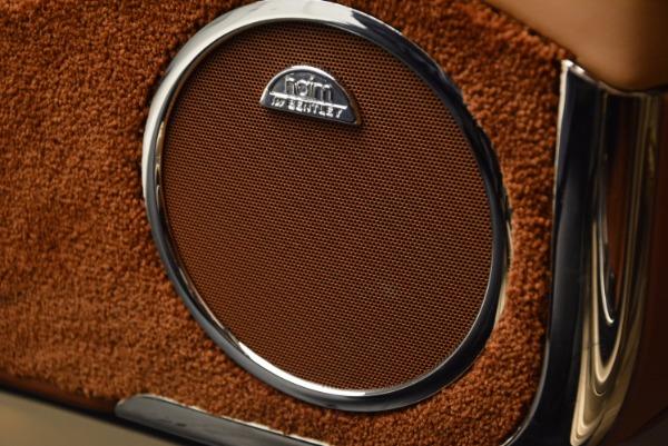Used 2011 Bentley Mulsanne for sale Sold at Maserati of Westport in Westport CT 06880 21