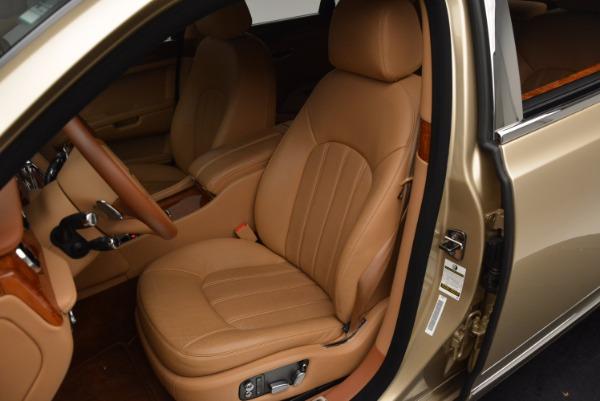 Used 2011 Bentley Mulsanne for sale Sold at Maserati of Westport in Westport CT 06880 22