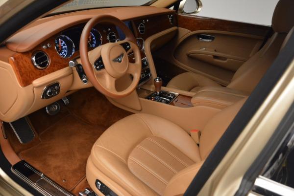 Used 2011 Bentley Mulsanne for sale Sold at Maserati of Westport in Westport CT 06880 24