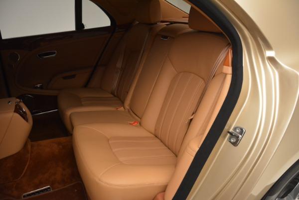 Used 2011 Bentley Mulsanne for sale Sold at Maserati of Westport in Westport CT 06880 27