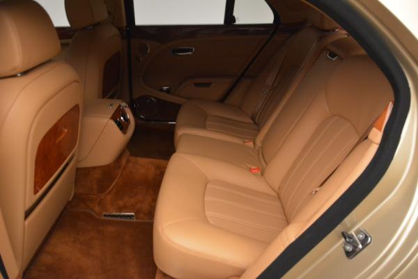 Used 2011 Bentley Mulsanne for sale Sold at Maserati of Westport in Westport CT 06880 28