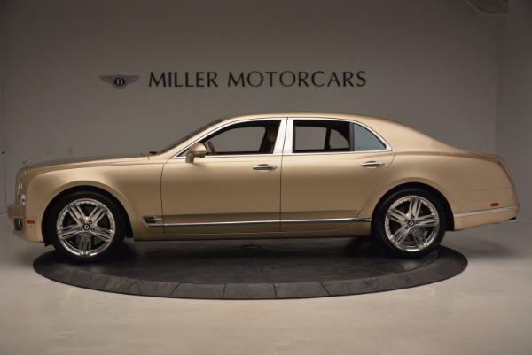 Used 2011 Bentley Mulsanne for sale Sold at Maserati of Westport in Westport CT 06880 3