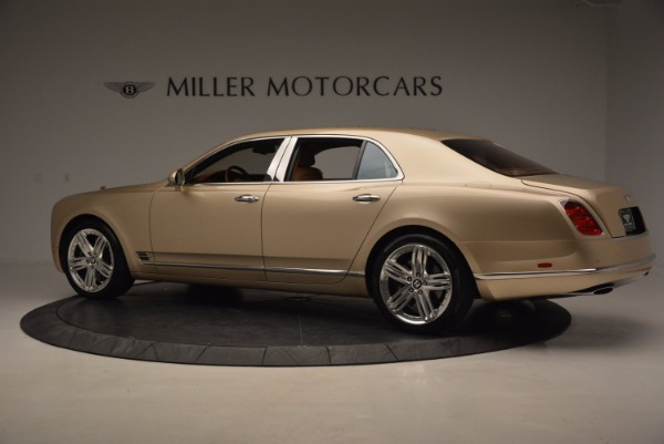 Used 2011 Bentley Mulsanne for sale Sold at Maserati of Westport in Westport CT 06880 4