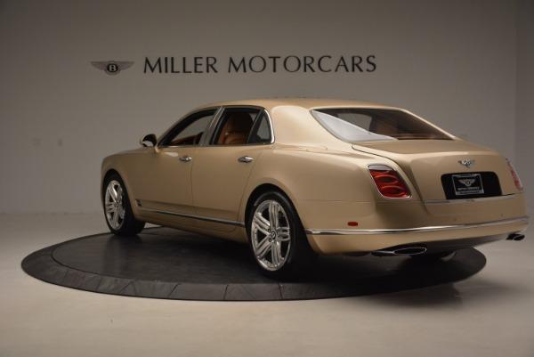 Used 2011 Bentley Mulsanne for sale Sold at Maserati of Westport in Westport CT 06880 5