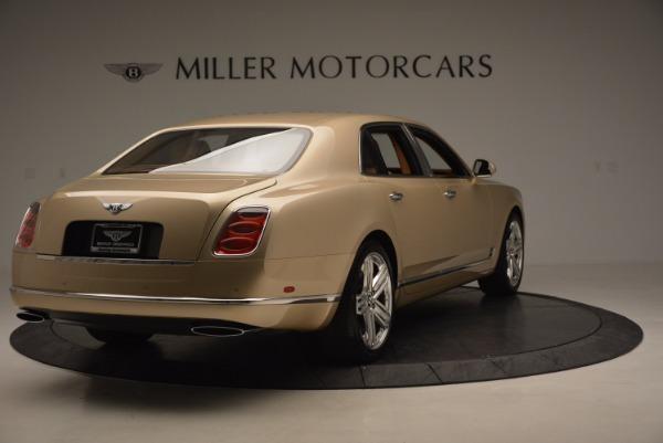 Used 2011 Bentley Mulsanne for sale Sold at Maserati of Westport in Westport CT 06880 7