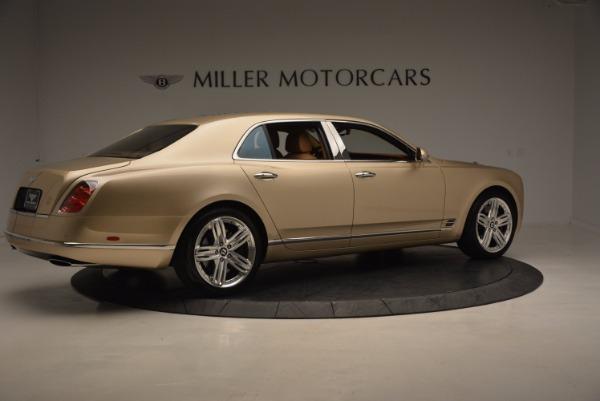 Used 2011 Bentley Mulsanne for sale Sold at Maserati of Westport in Westport CT 06880 8