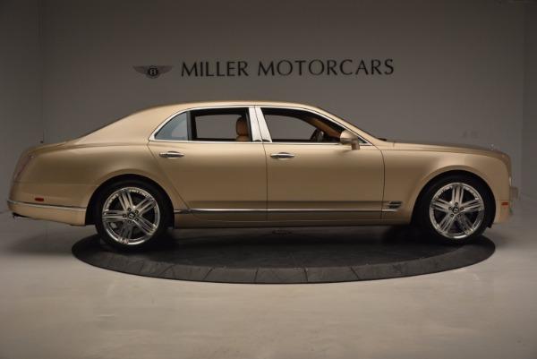 Used 2011 Bentley Mulsanne for sale Sold at Maserati of Westport in Westport CT 06880 9